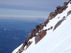 Rock Climbing Photo: Mount St. Helens
