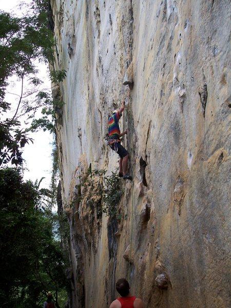 Rock Climbing Photo: #2