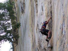 Rock Climbing Photo: #7