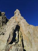 Rock Climbing Photo: first tower