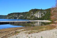 Rock Climbing Photo: Whanganui Bay