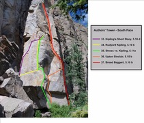 Rock Climbing Photo: Beta photo (7/10/12)