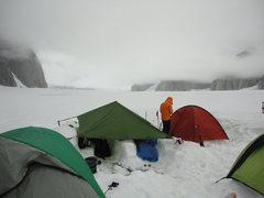 Rock Climbing Photo: Shanty camp.