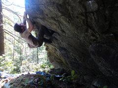 Rock Climbing Photo: Social Suicide
