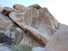 Rock Climbing Photo: Unconscionable!