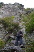 Rock Climbing Photo: Sex Panthers