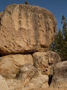 Rock Climbing Photo: Epitaph Block