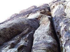 Rock Climbing Photo: more strawberry corner