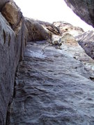Rock Climbing Photo: Strawberry Corner