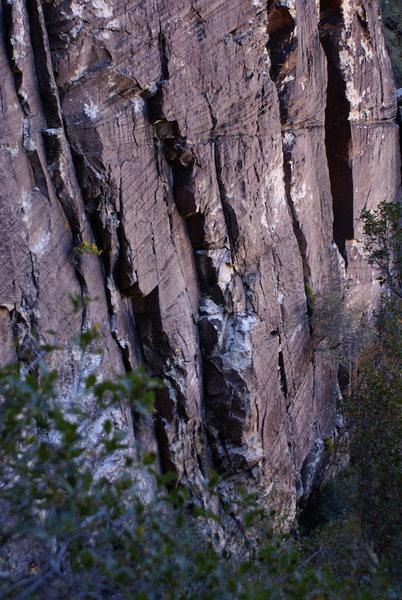 Rock Climbing Photo: Cake Walk, etc.