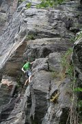 Rock Climbing Photo: matt wallace