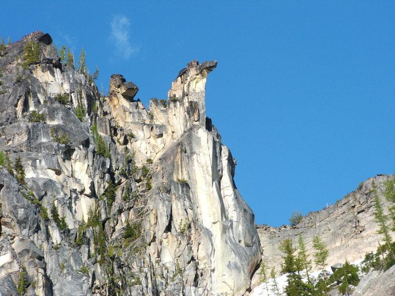 Rock Climbing Photo: The Big Dog