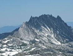 Rock Climbing Photo: Prussic Peak