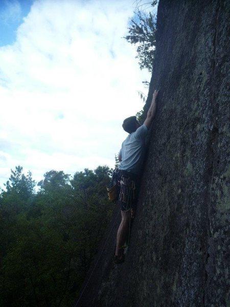 Rock Climbing Photo: Jungle Judy