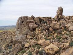 Rock Climbing Photo: The Thumb (taken early 2011)