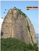 Rock Climbing Photo: Dos Italianos