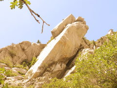 Rock Climbing Photo: the coffin buttress