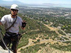 Rock Climbing Photo: 4th July