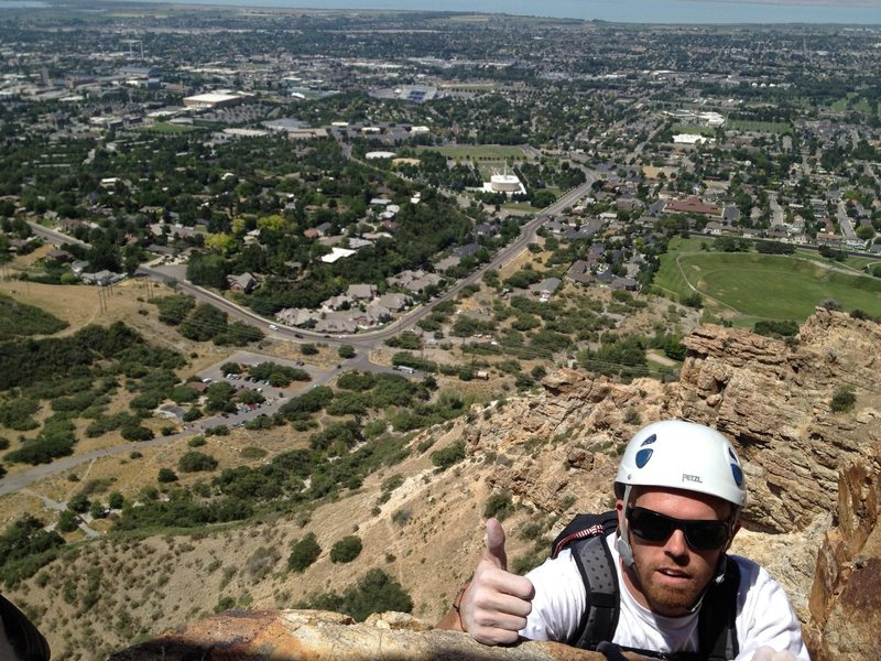 Rock Climbing Photo: Landino