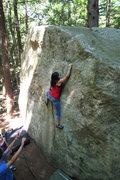 Rock Climbing Photo: daisy...