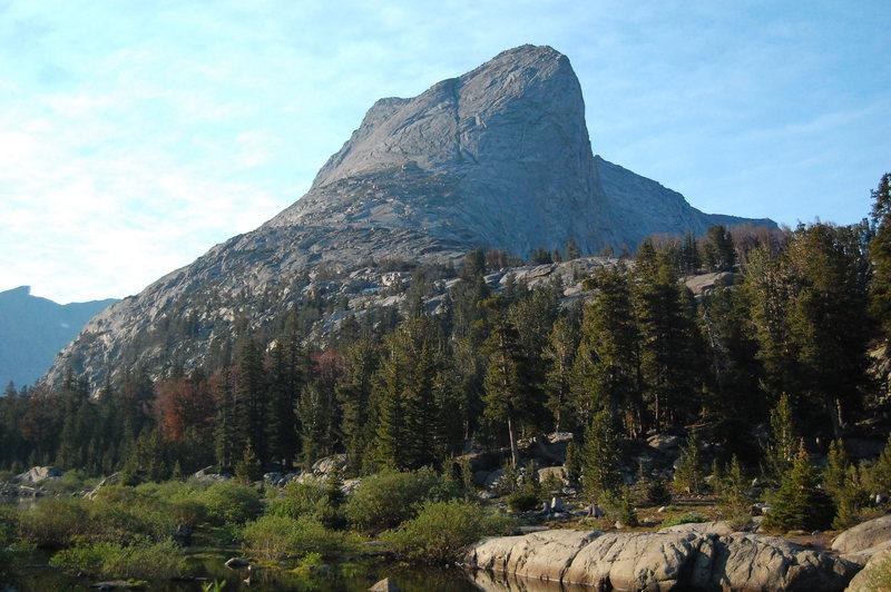 Rock Climbing Photo: Haystack Mountain
