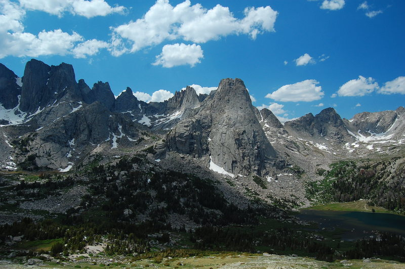 Rock Climbing Photo: Pingora