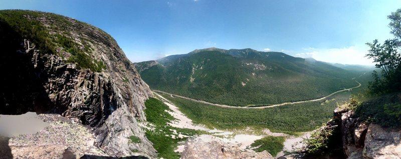 Rock Climbing Photo: Maybe slightly distorted...