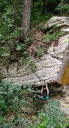 Rock Climbing Photo: Casey R.