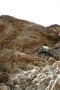 Rock Climbing Photo: flash it!
