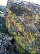 Rock Climbing Photo: The north-west corner of the Upper Lunchbox. If so...