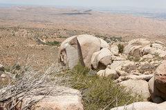 Rock Climbing Photo: Getting Smaller Rock