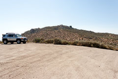 Rock Climbing Photo: Parking Area off of Coxey Trail Road