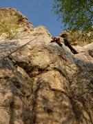 Rock Climbing Photo: D in Sans foi ni loi