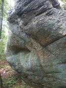 Rock Climbing Photo: Eye of Zeus