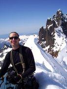 Rock Climbing Photo: Mt Baker, WA
