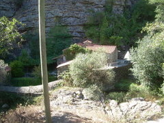 Rock Climbing Photo: House by the river, can be found of Google maps of...