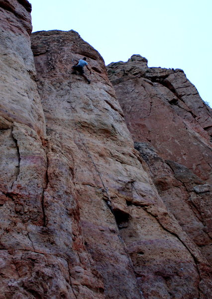 Rock Climbing Photo: This might help disambiguate the location of this ...