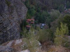 Rock Climbing Photo: Sra do Salto