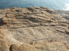 Rock Climbing Photo: One of the staples on Otter cliffs