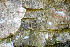 Rock Climbing Photo: Start, Matched