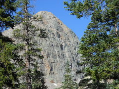 Rock Climbing Photo: Leviathan