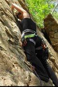 Rock Climbing Photo: queens bluff