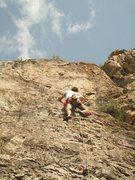 Rock Climbing Photo: Drilla.