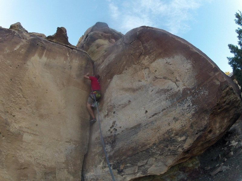 Rock Climbing Photo: 1#4, 1#5