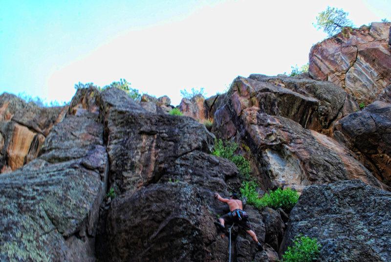 Hobo jungle, Flagstaff AZ