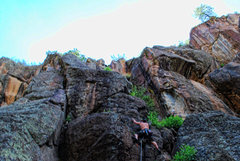 Rock Climbing Photo: Hobo jungle, Flagstaff AZ