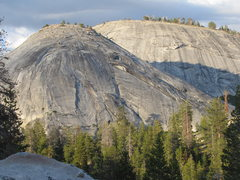 Rock Climbing Photo: Penstemon Dome