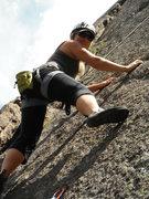 Rock Climbing Photo: Lyons, CO - Coliseum & Parthenon Climb