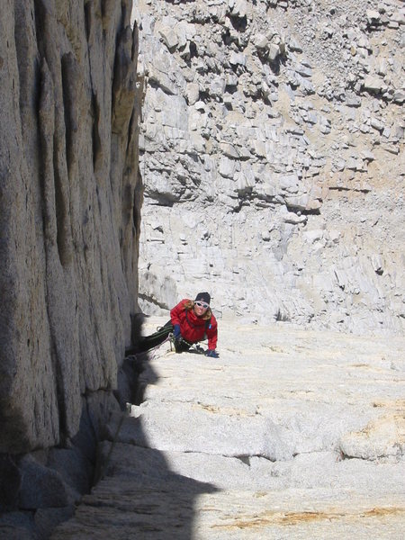 Rock Climbing Photo: Mithral Dihedral