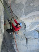 Rock Climbing Photo: Zodiac